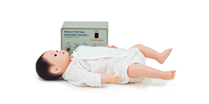Photo: Newborn Vital Signs Examination Simulator